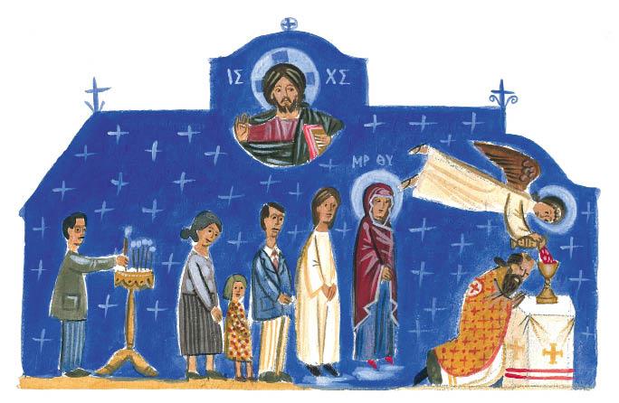 Ἡ ημέρα της Κυριακής ἄλλοτε καί τώρα - Κρήτη πόλεις και χωριά