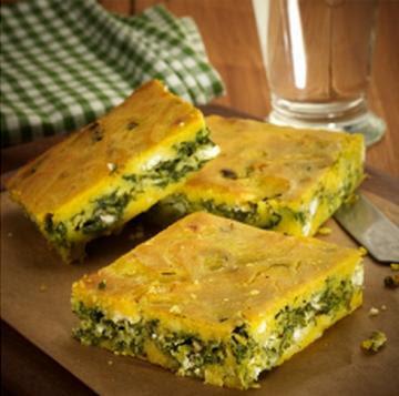 Μικρά Μυστικά: Μπατσαριά:Η ηπειρώτικη χορτοτυρόπιτα