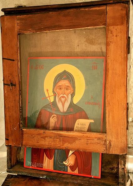 Ορθόδοξος Συναξαριστής :: Όσιος Ιωάννης ο Σπηλεώτης ο εν της κώμης Σιάς  ασκήσας