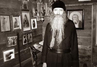Ἅγιος Ἰωάννης ὁ Πρόδρομος: Πατήρ Σεραφείμ Ρόουζ